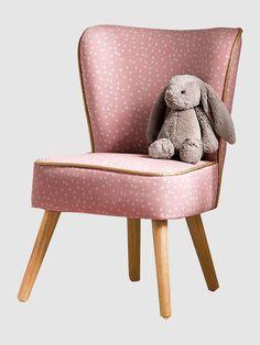Kindersessel mit Sternen von Vertbaudet in rosa - Nur € 2,95 Versand! Kinderzimmer jetzt bei Vertbaudet bestellen!