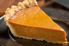 For this pumpkin pie recipe, you don't need to buy a prepared crust or filling to make a pumpkin pie, just a single press-in crust. Video instructions included.