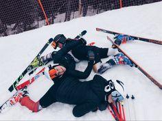 Mountain Pictures, Ski Racing, Go Skiing, Snowboard Girl, Ski Season, Winter Photos, Best Friend Goals, Snowboarding, Ski Ski
