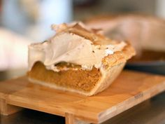Down Home Sweet Potato Pie with Maple Syrup Meringue --    Although this pie is the perfect addition to any holiday table, it's just too good to save only for special occasions. Serve it year round, with the homemade crust or a store-bought one. (Shh! We won't tell.)