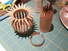 Tutorial: Toilet Paper Roll Pincushion