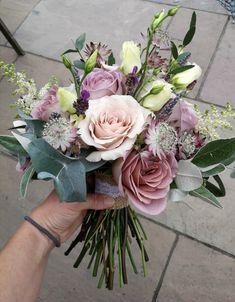 Ivory Wedding Flowers, September Wedding Flowers, Mauve Wedding, Winter Wedding Flowers, Rose Wedding Bouquet, Bridal Flowers, Floral Wedding, Wedding Colors, Boutonnieres