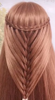 simple quick medium short long hairstyles easy video Defend your hair Generally defend your own Easy Hairstyle Video, Long Hair Video, Easy Hairstyles For Long Hair, Braids For Long Hair, Cute Hairstyles, Braided Hairstyles, Wedding Hairstyles, Beautiful Hairstyles, Party Hairstyles