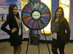 We're attending RIMS in Denver next week & we're unveiling our BRAND NEW LOOK! Stop by #658, check out our new booth & spin our wheel to win a GREAT prize.