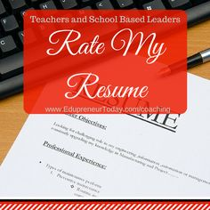 Whether you are seeking a position allowing you to work from home, or simply seeking to transition to a new school, teachers should be sure their resume presents them in the best light when making a career transition.  Resumes alone will not land a position, however, a well-crafted resume used as a part of a non-traditional job search, will land the seeker several interviews.
