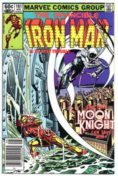 Iron Man 161 (F/VF)