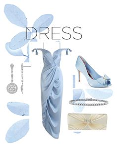"""#dreamydresses"" by petra-blefluf ❤ liked on Polyvore featuring Zimmermann, Ted Baker, BERRICLE and dreamydresses"