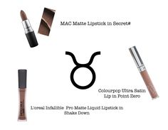 What lipstick to wear according to your zodiac sing ! #zodiac #zodiaclipstick #lipsticks #astrology #makeup