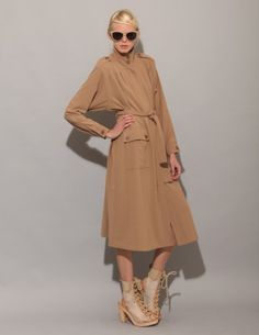 rodebjer-tan-trench-dress