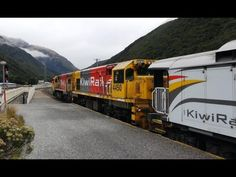 Part 3 – New TranzAlpine 2014 – Pass under the Southern Alps on our way to Greymouth. - YouTube