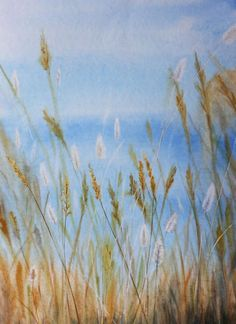 Buy Dry Grass#2, Watercolours by Olga Beliaeva on Artfinder. Discover thousands of other original paintings, prints, sculptures and photography from independent artists.