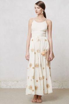 Varanasi Maxi Dress--How Feminine!~~!