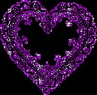 I love you gif The Purple, All Things Purple, Shades Of Purple, Purple Hearts, Purple Stuff, Purple Glitter, Animated Heart, Animated Gif, Heart Gif