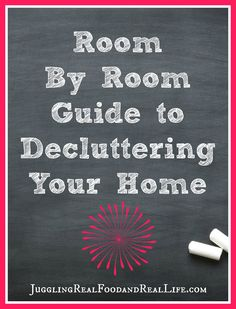 """Today is Day 1 of the Freedom from Clutter in 40 Days Challenge. Like most big projects, it makes sense to get organized first. If we simply say, """"I am going to declutter my house."""" That is an overwhelming project. My mother taught me from a rather young age to divide up projects into smaller …"""
