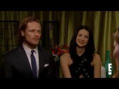Are Sam Heughan and Caitriona Balfe Dating? (sub ita) - YouTube