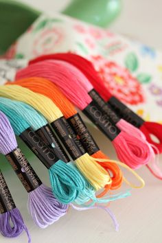 108 Best Threads For All Types Of Sewing And Other Uses Images