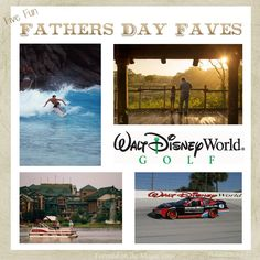 Five Fun Father's Day Faves at Walt Disney World | Focused on the Magic
