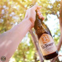 La Trappe Blond.... Instagram @cervejaecomida