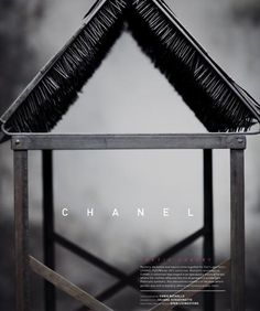 A Dark Beauty – The cover shoot for the latest issue of Pulp Magazine takes a look at the fall-winter collection of Chanel through a dark lens. Chris Nicholls, Pulp Magazine, Livingston, Dark Beauty, Visual Identity, Winter Collection, Mood Boards, Editorial Fashion, Fashion Photography