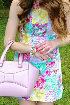 Lilly Patch #LillyPulitzer #love