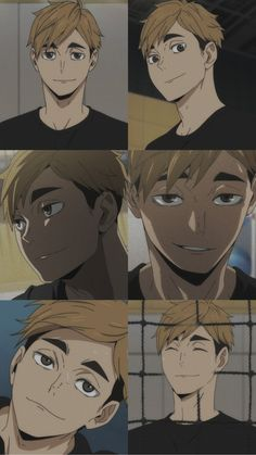 Haikyuu Meme, Haikyuu Karasuno, Haikyuu Manga, Cool Anime Guys, Cute Anime Pics, Cute Anime Boy, Miya Atsumu, Human Anatomy Drawing, Haruichi Furudate