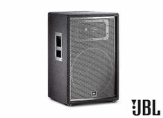 Two-Way Sound Reinforcement Loudspeaker System This trapezoidal, speaker system is at home in live sound, dance music and speech reinforcement. Pa Speakers, Thing 1, Speaker System, High Voltage, Loudspeaker, Audio, Engineers