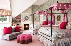The French Tangerine: ~ inspiration in the bedroom