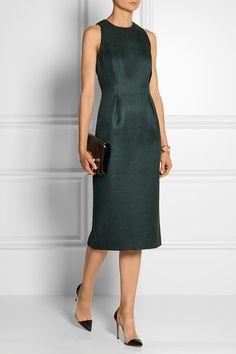 Jason WuVirgin Wool and Silk-Blend Dress