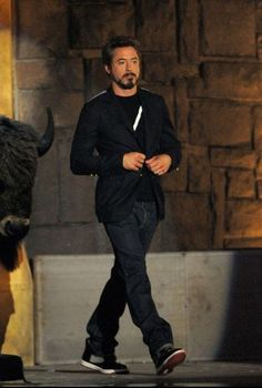 Robert Downey Jr. @ Spike Guy's Choice Awards