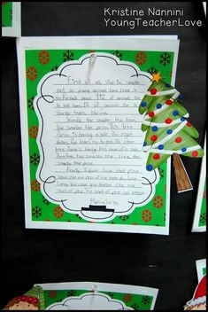 Christmas Persuasive Writing - Help your upper elementary 3rd, 4th, 5th, and 6th grade students get into the holiday spirit with this great resource. You get six Christmas themed persuasive writing prompts, differentiated planning pages (or graphic organizers), poster oprtoin, and publishing pages. Your kids will be engaged AND writing throughout December. {third, fourth, fifth, sixth graders} #YoungTeacherLove #ChristmasWriting
