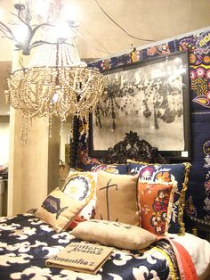 Anthropologie New York Interior 2, via Flickr.