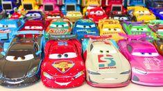 Cars 3 Disney Lightning McQueen Unpacking New Toys Cartoon for Kids Lightning Mcqueen, Cartoon Kids, New Toys, Disney, Disney Art