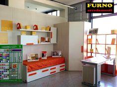Moretti Compact Cameretta con cabina Wide | Furno Arredamenti Benevento