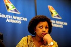 Reappointed chair of the South African Airways board of directors, Dudu Myeni, says the airline is addressing the issue of corruption internally. Boss, News Breaking, African, Charity, Letter, Letters