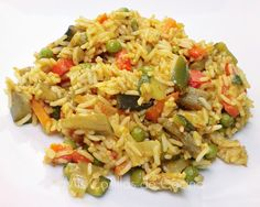 Side Recipes, Light Recipes, Mexican Food Recipes, Vegetarian Recipes, Cooking Recipes, Healthy Recipes, Ethnic Recipes, Basmati Rice Recipes, Couscous Recipes