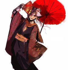 Tokyo Ghoul - Uta in traditional Japanese clothing Tokyo Ghoul Uta, Tokyo Ghoul Manga, Japanese Outfits, Japanese Clothing, Thing 1, Boy Tattoos, Good Manga, Kaneki, Anime Guys