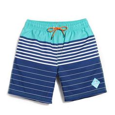 Sexy Sailor - Men Trunks  Loving those trunks!!! That's all you'll hear when you are the beach rocking them out!!!    The colour combination is just perfect! Get yours and be summer ready!     www.therealnomad.com