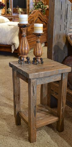 Side Table - Design From Historic Record - NS178A