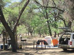 Limpopo - Mazhou Camping Site, Mapungubwe