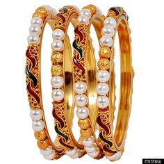 Buy this elegant and traditional style bangles