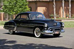 dieselfutures:     1950 Oldsmobile Rocket 88