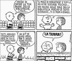 Charlie Brown and Linus. Sometimes I do feel it too. Snoopy Comics, Peanuts Comics, Linus Peanuts, Charlie Brown Peanuts, Avoidant Personality, Personality Disorder, Library Humor, Snoopy Love, Phobias