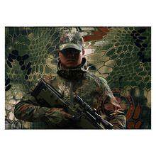 Newly Popular Battle Snake Camo Combat Jacket /Battle Snake Camo Uniforms