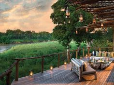 Kruger, Lion Sands Natina Lodge  http://www.lionsands.com/our-lodges/narina-lodge-kruger-national-park/