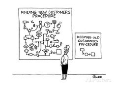 Never underestimate the value of your current customers, especially your unhappy ones http://www.100pceffective.com/blog/the-value-of-an-unhappy-customer/