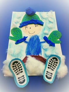 Winter Crafts For Kids Winter Activities For Kids, Winter Crafts For Kids, Winter Kids, Art For Kids, Winter Art Projects, Winter Project, Projects For Kids, Kids Crafts, Classroom Crafts