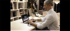 Do router mais pequeno do mundo, a uma fusão incrível entre um portátil e um tablet, no Dia do Pai, a tecnologia une-se ao design em produtos versáteis e móveis. Cinco soluções únicas, para pais com personalidade.