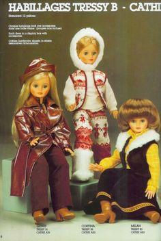 PAR AMOUR DES POUPEES :: 1982 CATALOGUE BELLA