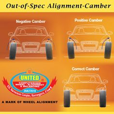 Wheel Alignment, can help your tires perform properly and help them last longer. It can also improve handling and keep your vehicle from pulling in one direction or vibrating strangely on the road. #WheelAlignment #WheelBalancing #Wheel #Ahmedabad