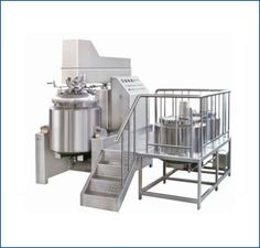 Ointment/ Cream/ Tooth Paste Manufacturing Plant- 200 L